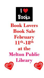 Book Lovers Book Sale
